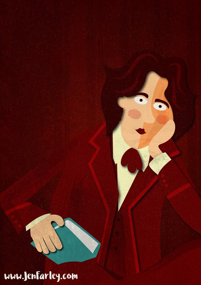 Oscar Wilde illustrated by Jennifer Farley