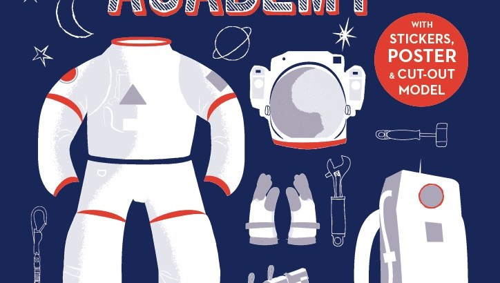Astronaut Academy Book - Jennifer Farley
