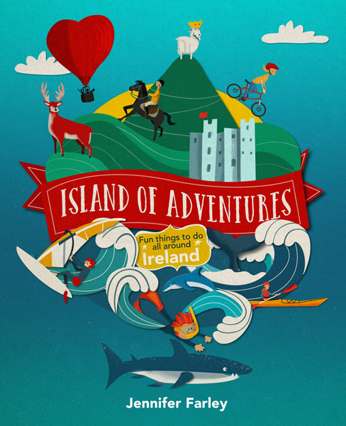 Island Of Adventure Cover Jennifer Farley