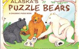 Alaska's Puzzle Bears book