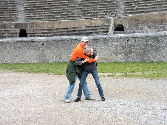 Pompeii Combat, 2013