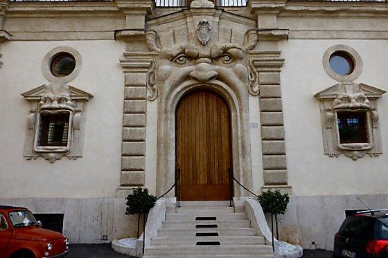 Palazzo Zuccari