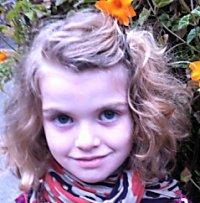 Eleanor, age 7