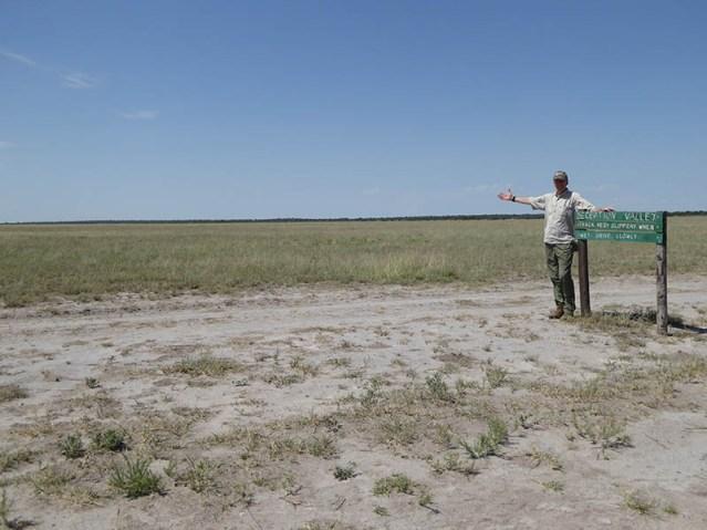 Deception Valley, Central Kalahari Game Reserve