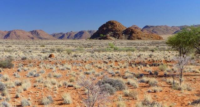 Tiras Guest Farm Campsite, Namibia