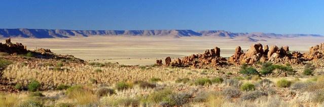 The View, Tiras Guest Farm, Namibia