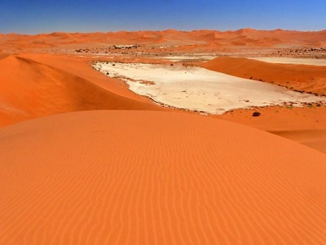 The Slope Down Big Daddy, Namib-Naukluft National Park