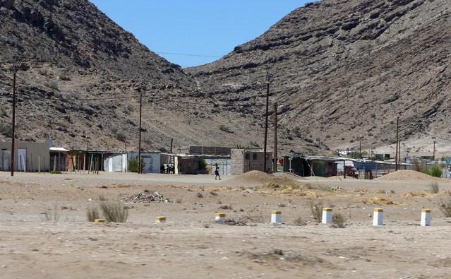 Near Rosh Pinah, Namibia