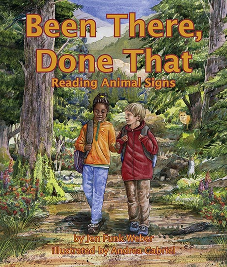 Been There, Done That cover art by A. M. Gabriel.
