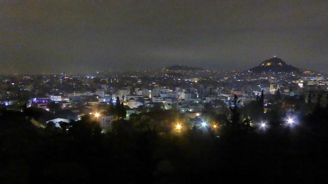 Nightlights of Athens - Jen Funk Weber