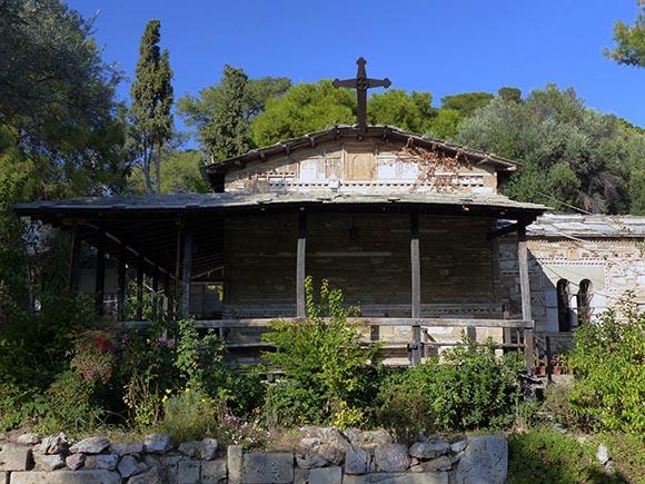 Bombardier Church in Athens - Jen Funk Weber