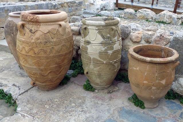 Pithoi, Knossos, Crete, Greece - Jen Funk Weber