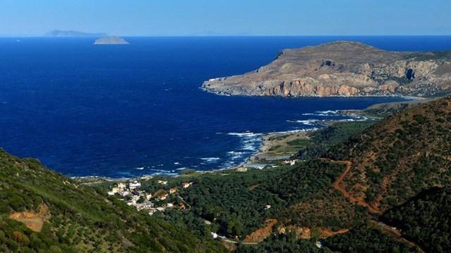 Western Crete Coast - Jen Funk Weber