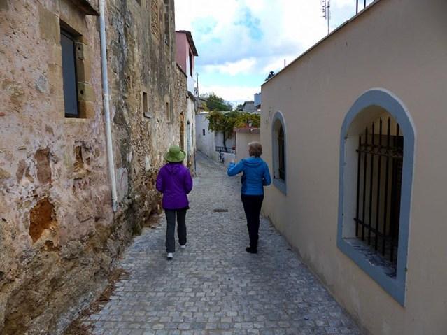Walking paths of Polyrinia, Crete - Jen Funk Weber