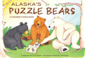 Alaska's Puzzle Bears, by Jen Funk Weber, illustrated by Shannon Cartwright