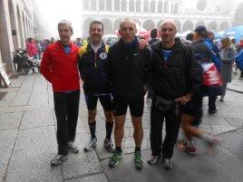 2012 - Mezza di Cremona - runmarco io Doriano Bisa