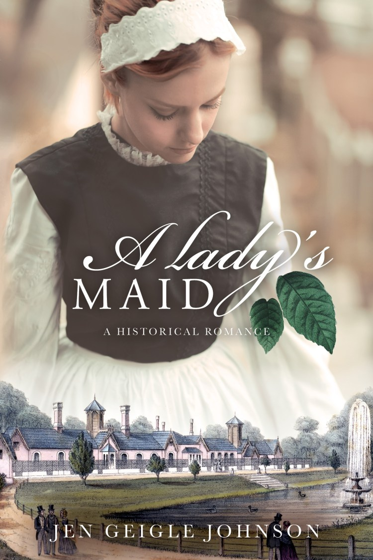 A Lady's Maid COVER