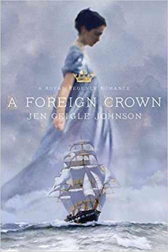 A Foreign Crown Book Cover