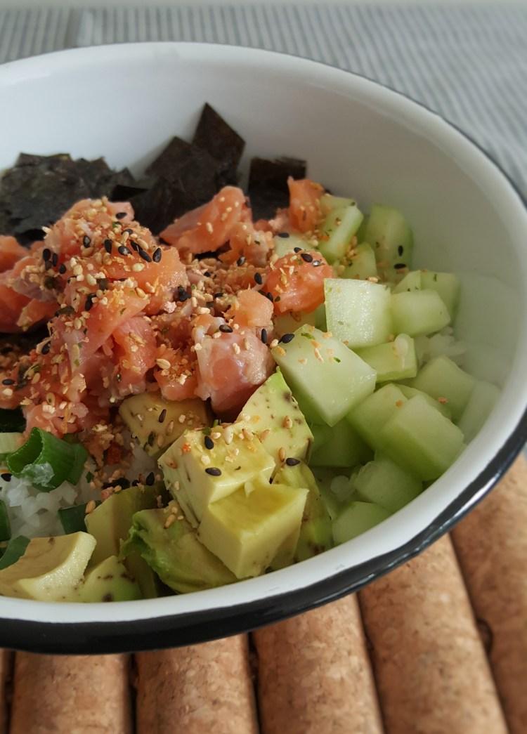 Bowl de sushi 2