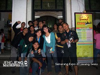 Semarang Expo di Lawang Sewu