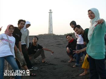 Kopdar Raya: Pantai Pandansari