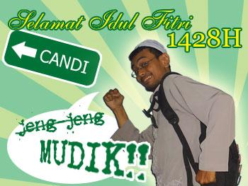 Selamat Idul Fitri 1428 Hijriyah