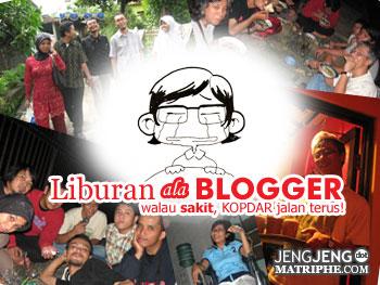 Liburan ala Blogger