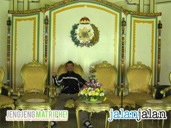 di Istana Mangkunegaran