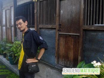 Di Gang Rukunan, Kotagede