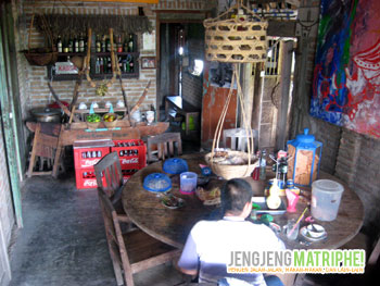 Suasana Warung Soto Djiancuk