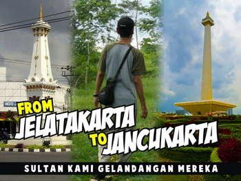 from Jelatakarta to Jancukarta