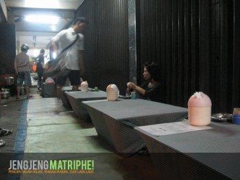 Suasana Warung Gudeg