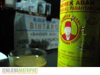 Bandrek Abah