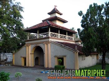 Gerbang Kraton Sumenep