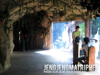 Terowongan Orangutan
