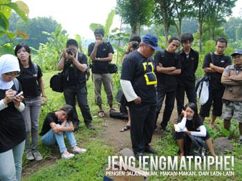 Dr. Sutanto bersama rekan-rekan Forum NGI regional Jogja
