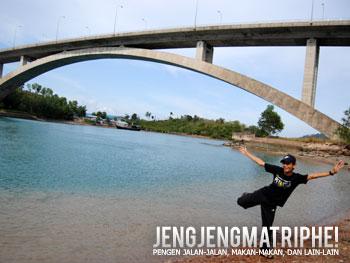 Jembatan Tuanku Tambusai (Balerang #5)