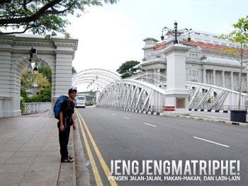 Anderson Bridge yang dibangun tahun 1908-1910