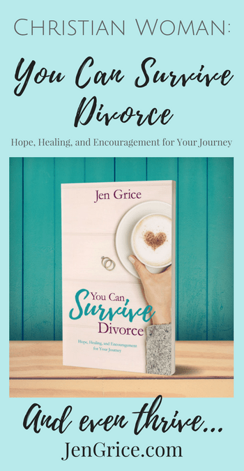 You Can Survive Divorce Paperback Book
