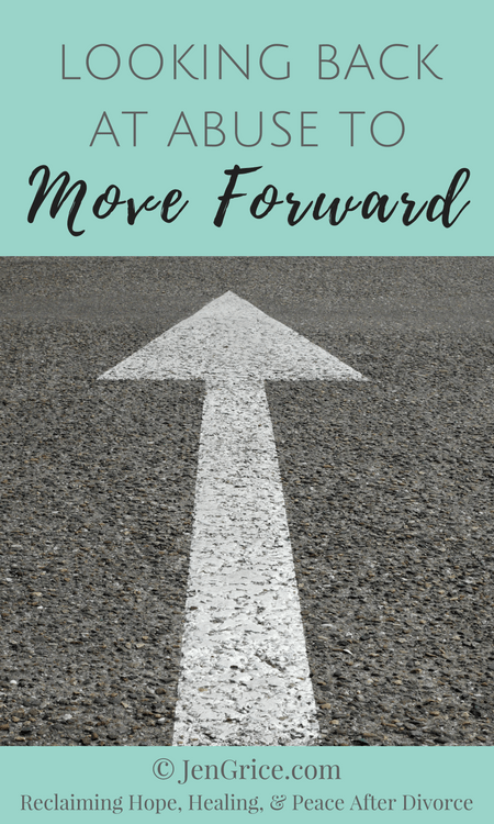 In order to move forward in my divorce healing, I had to look back at the pattern of abuse that became my normal. I learned my assertive rights and then was able to thrive after divorce.