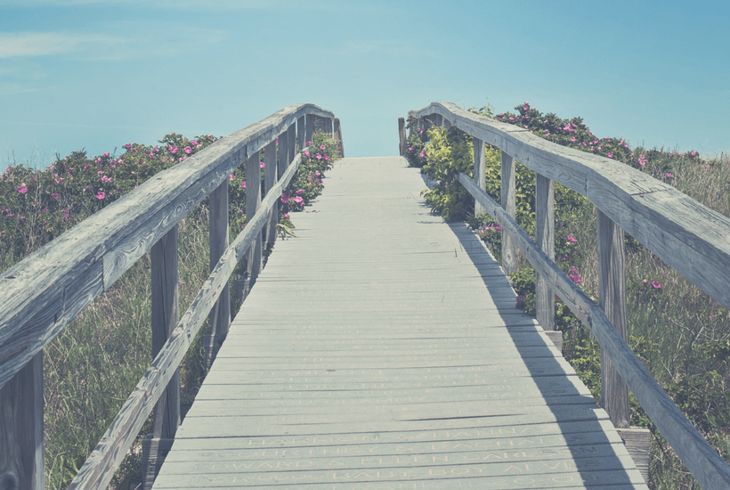 Courage is a Bridge to Your Healing | By Jen Grice