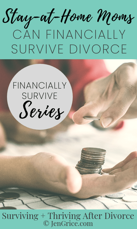 Christina Lynn, from Lynn Financial shares how she financially survived divorce as a stay-at-home mom. Her inspiring story shows that you CAN survive divorce and create a career after. She gives her expert advice as an investment specialist and a financial advisor.