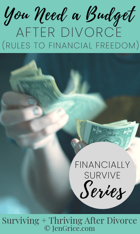 Divorce coach how achieve financial freedom after divorce