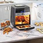 Deluxe Air Fryer Recipes & Care