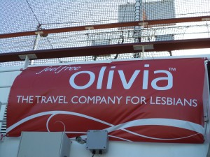 Olivia Travel Sign