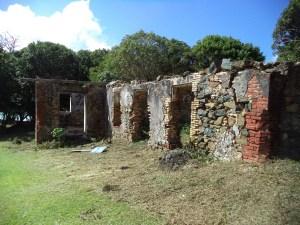 Historical Slave Building