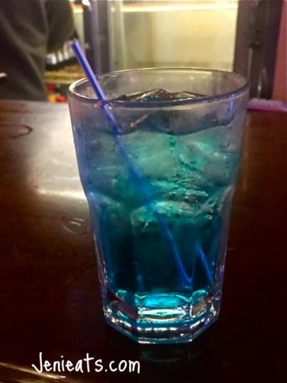 Sidewinder blue drink wm