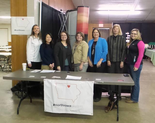 North Iowa bloggers ag showcase
