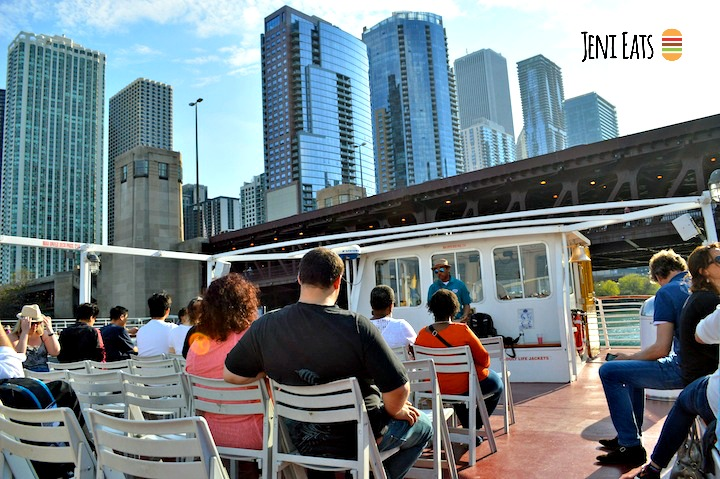 the shoreline sightseeing architecture boat tour is totally not