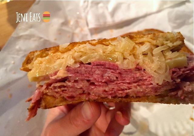 Protzil's sandwich